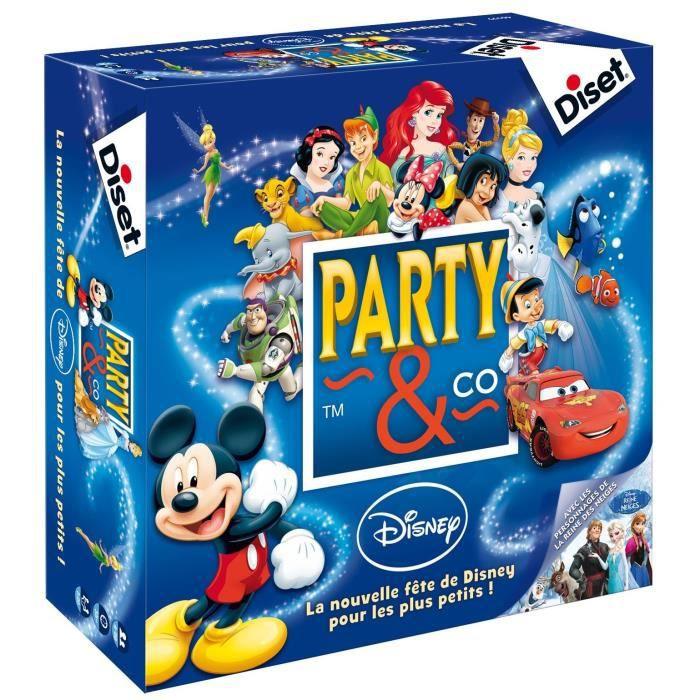 DISET Party & Co Disney - Mimer Dessiner et Deviner