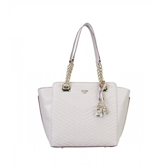 Guess Sac Halley Shopper Beige