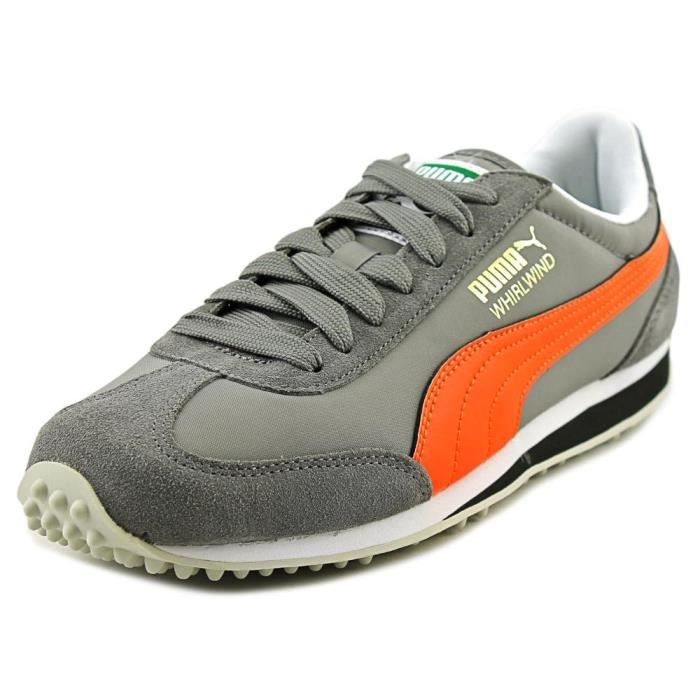Puma Whirlwind Classic Synthétique Baskets Gris Achat