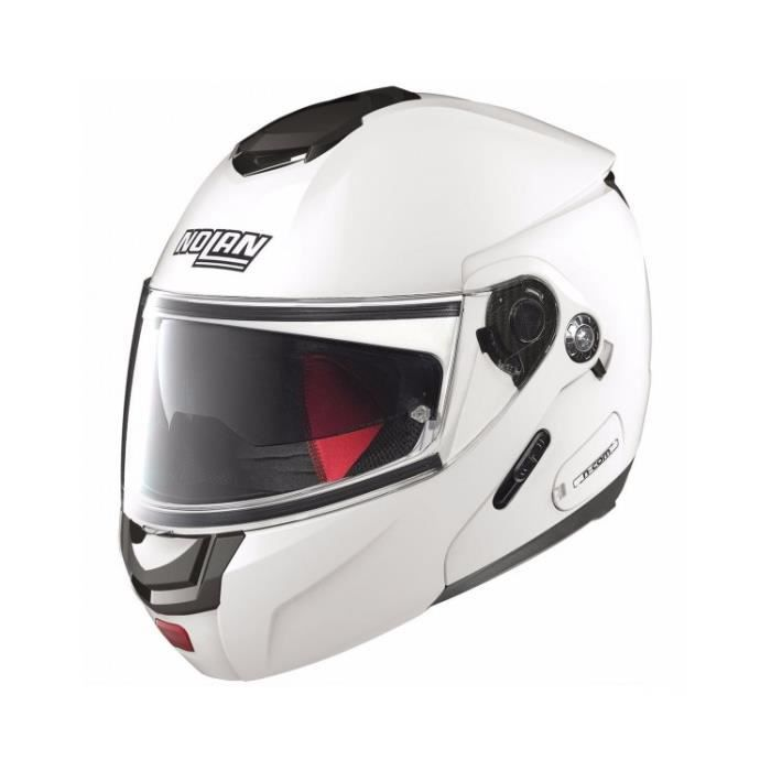 Nolan Casque Modulable N902 Special N Com Pure White Achat