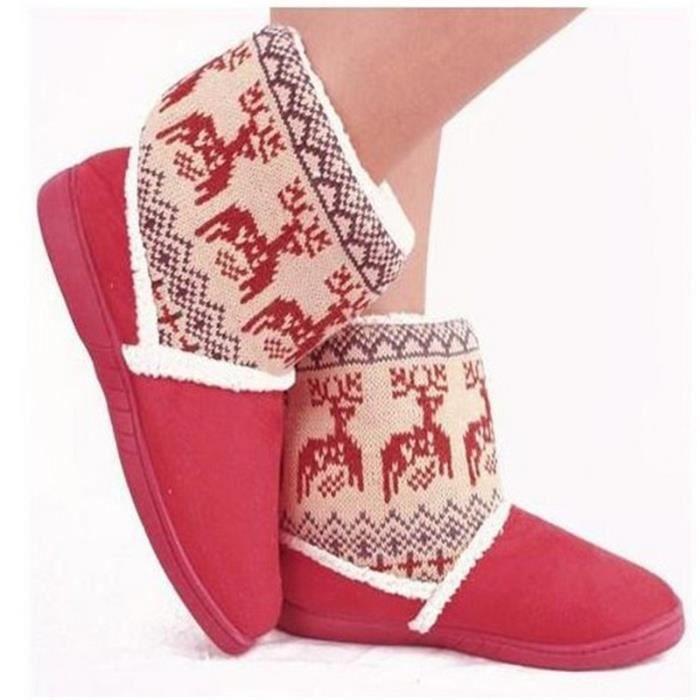 Chaussure Femme Qualité Supérieure Confortable Bottines hiver Marque De Luxe De Plus Bottine femmes Grande Taille