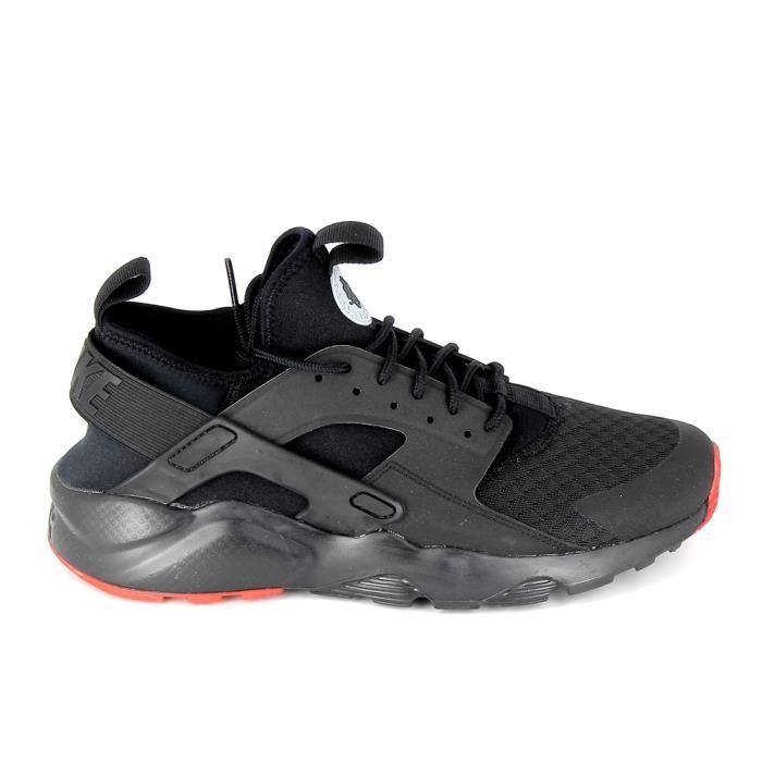 finest selection 0ca7d 8a8b4 Basket mode - Sneakers NIKE Air Huarache Run Ultra Noir Gris 819685-012