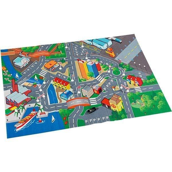 majorette play carpet tapis de jeu 1 voiture achat vente tapis de jeu cdiscount. Black Bedroom Furniture Sets. Home Design Ideas