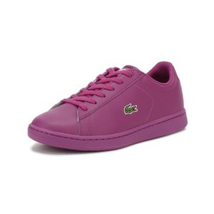 317 5 Lacoste EVO Baskets Carnaby Violet Kids xUwUqn0FR