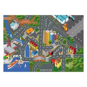 tapis de jeux pour enfant achat vente jeux et jouets pas chers. Black Bedroom Furniture Sets. Home Design Ideas