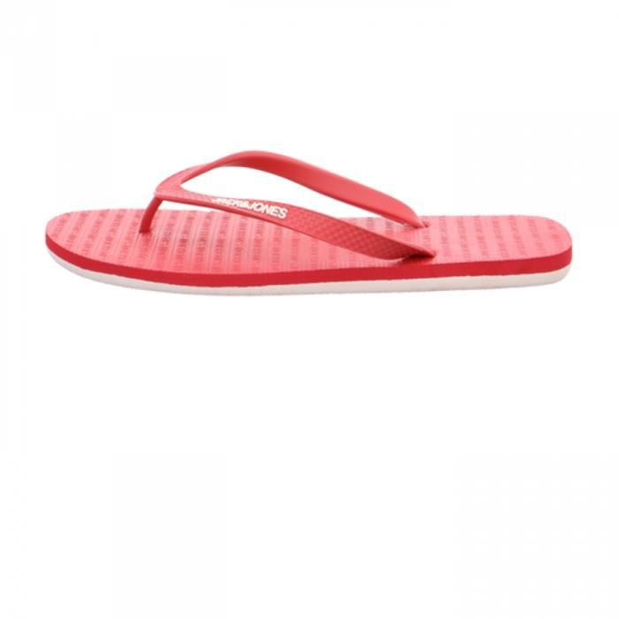 Tongs Basic Tech Pack Red/White e17 - Jack And Jones 9WGQF