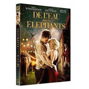 DVD FILM DVD De l'eau pour les elephants