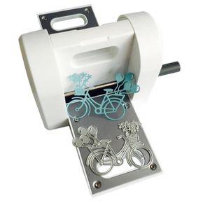 GABARIT DE DÉCOUPE Die Cut Paper Cutter Machine de découpe scrapbooki