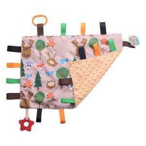 ESSUIE-TOUT Sécurité serviette infantile pour bébé doux sommei