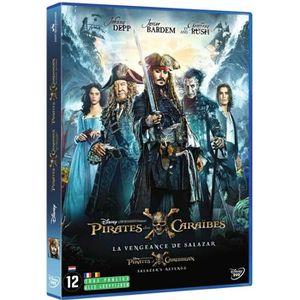 DVD FILM pirates des caraibes 5 dvd  la vengeance de salaza