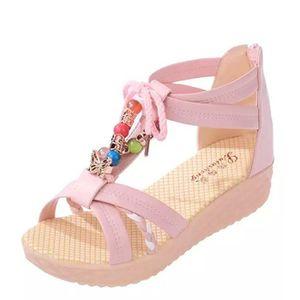 TONG Minetom Femme Été Casual Peep-toe Flat Chaussures