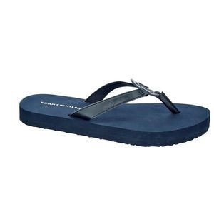 SANDALE - NU-PIEDS Tongs - Tommy Hilfiger Playful Hardware Beach Sand