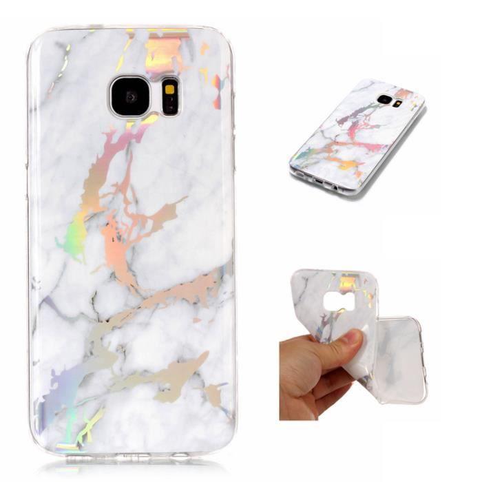 coque marbre galaxy s7
