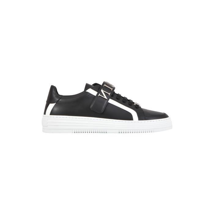 Chaussures De Sport Pour Les Femmes À La Vente, Le Goudron, Le Cuir, 2017, 38,5 Hogan