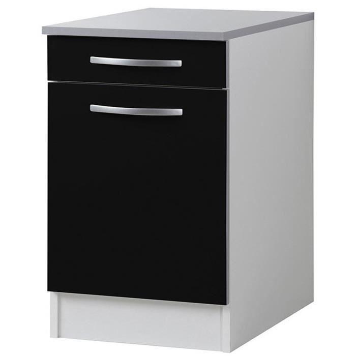 meuble bas cuisine 40 cm profondeur excellent eko with meuble bas cuisine 40 cm profondeur. Black Bedroom Furniture Sets. Home Design Ideas