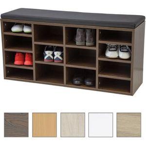 meuble chaussures achat vente meuble chaussures pas cher soldes d s le 10 janvier. Black Bedroom Furniture Sets. Home Design Ideas