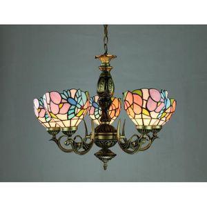 AMPOULE - LED Lampe de chambre pastorale européenne couloir de r