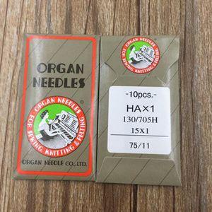 VIBRATEUR BAQI 20pcs 75#11 Aiguilles d'orgue Plate Pour Mach