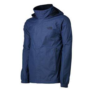 3718775dcb Vêtements homme Vestes imperméables The North Face Resolve 2 Bleu ...