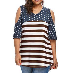 the latest 3be81 1eecc femmes-mode-plus-size-stripe-chemisier-notation-im.jpg