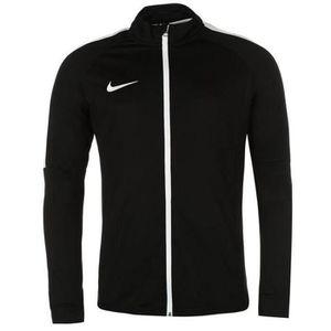 big sale 43317 8938b SURVÊTEMENT Veste de Jogging Nike Swoosh Homme Noir