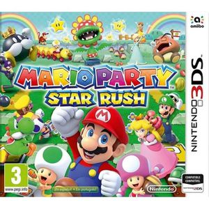 JEU 3DS Mario Party: Star Rush 3DS - 93006