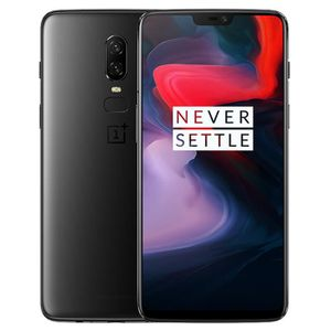 SMARTPHONE OnePlus 6 4G Phablet 6.28 Pouces Android 8.1 8Go R