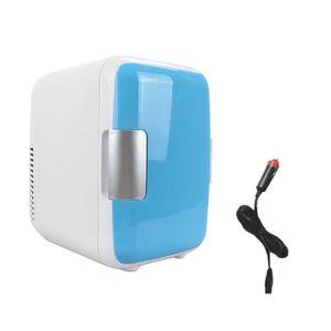 RÉFRIGÉRATEUR CLASSIQUE 4L Car réfrigérateurs Ultra faible bruit Mini réfr