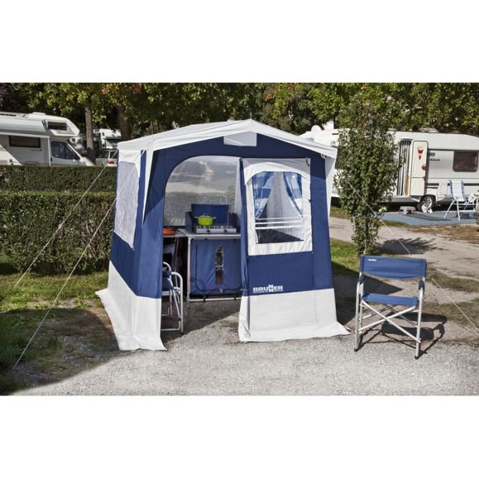 Abri ind pendant gusto petit prix pas cher cdiscount for Tente cuisine camping