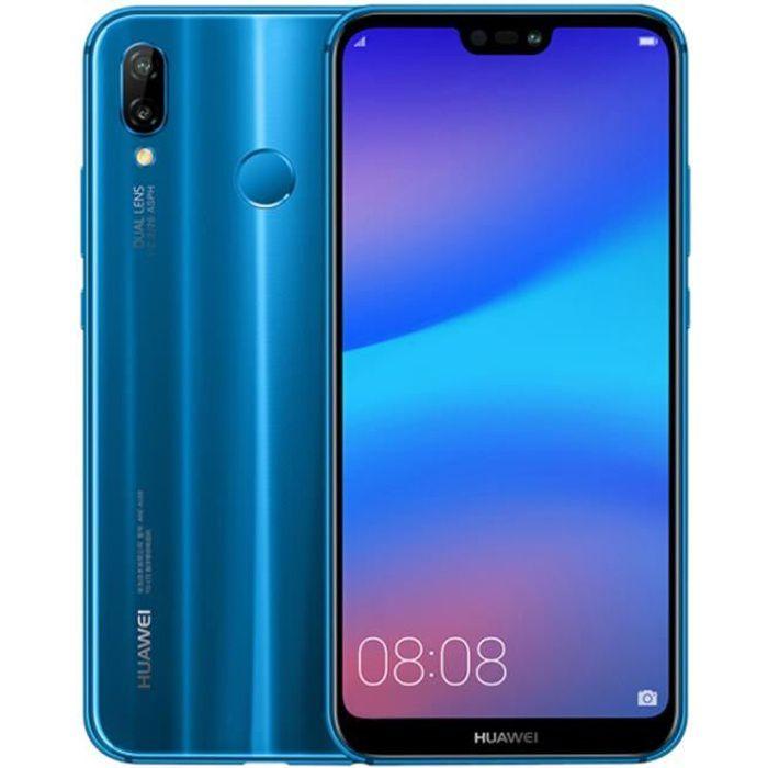 SMARTPHONE Huawei P20 Lite (Nova 3E) 4Go+128Go Bleu