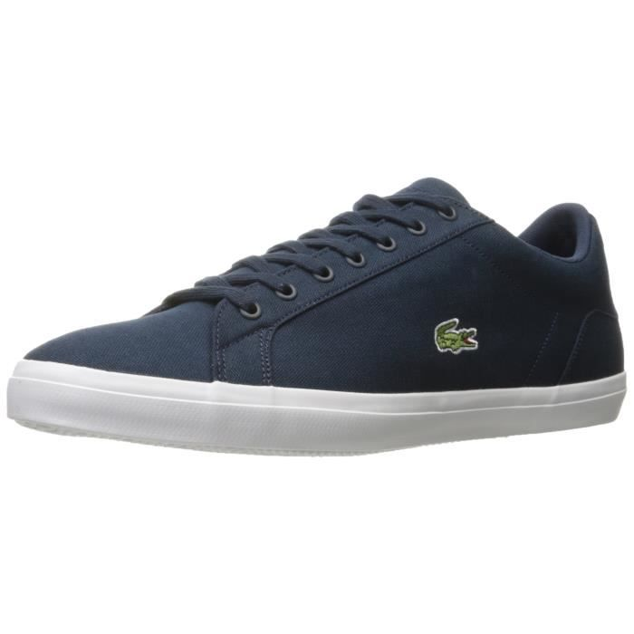 Lacoste Lerond Sneaker Mode CUFIW Taille-46 1-2
