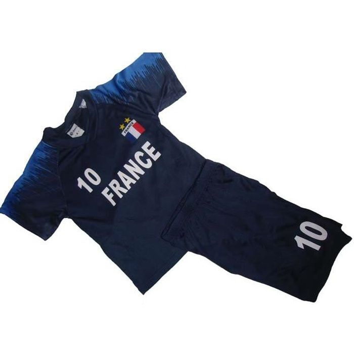 865a7491f5280 Maillot football bebe - Achat / Vente pas cher