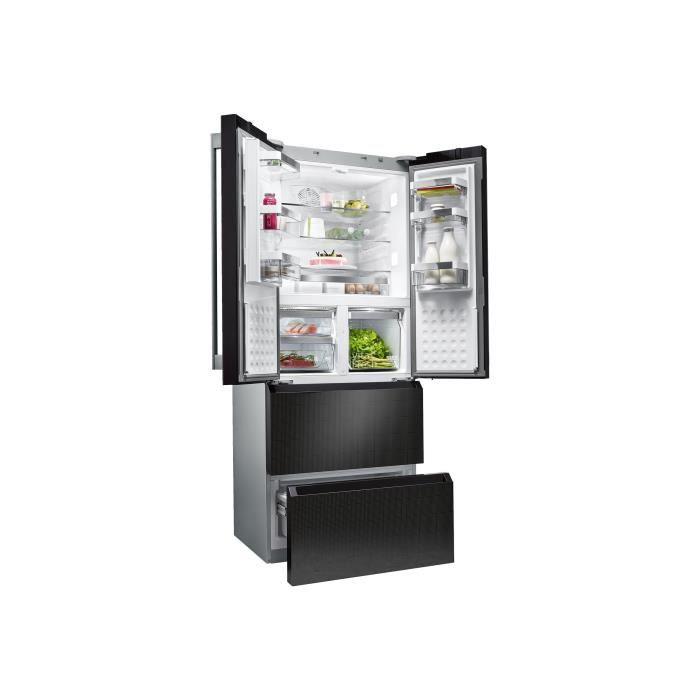 Siemens iq700 km40fsb20 r frig rateur cong lateur pose for Refrigerateur congelateur hauteur 170 cm
