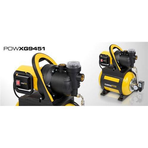 POMPE - FILTRATION  POWERPLUS Groupe de surpression 800W 3200l/h Carte