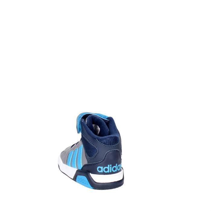 Adidas Sneakers Garçon Bleu/Gris, 27