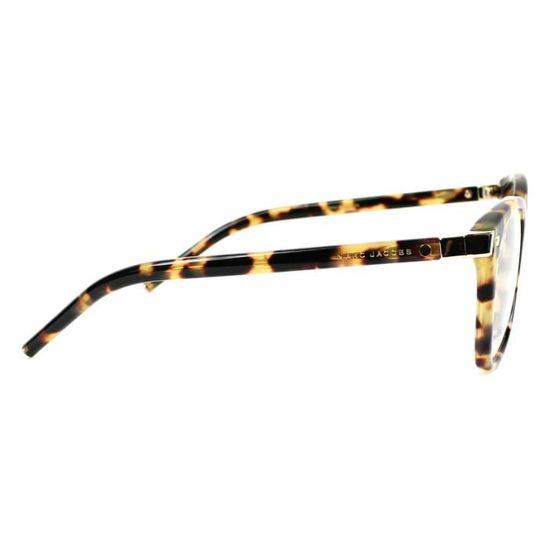 Lunettes de vue Marc Jacobs MARC 24 -00F Havane clair - Or Havane clair -  Or - Achat   Vente lunettes de vue Lunettes de vue Marc Jacobs Femme Adulte  Marron ... 0a68b90cdad5