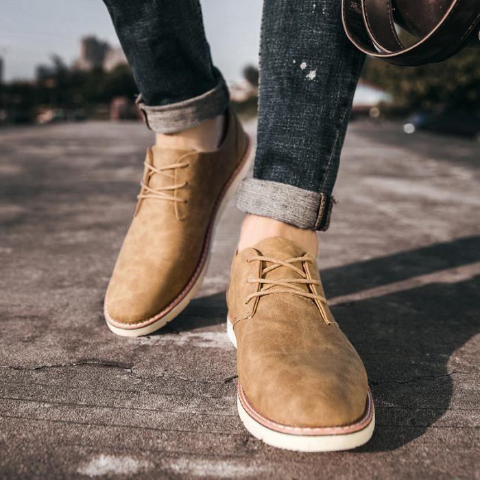 populaires de villeChaussures homme légères Mocassins Chaussures mode Confortables loisir Chaussures Mocassins Chaussures Xvxfndf4