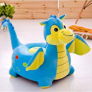 FAUTEUIL Enfant Fauteuil Canapé Dinosaure Coussin Dessin an