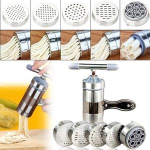 MACHINE À PÂTES Machine de cuisine de spaghetti de presse-agrumes