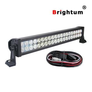 PHARES - OPTIQUES 24'' 120w LED work Light Bar conduit feux de trava