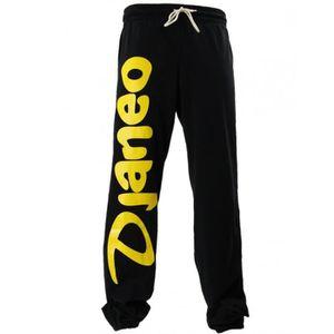 ... pour le sport Noir et Jaune. SURVÊTEMENT Pantalon Jogging coton Djaneo  Rio Homme et Femme p a794763ca72
