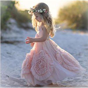 ROBE DE MARIÉE Robes De Filles De Fleurs Pour Les Mariages Robes