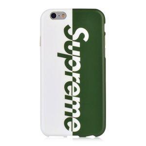 coque iphone x silicone supreme