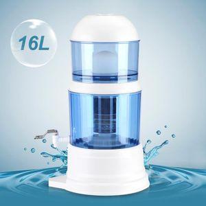 PURIFICATEUR D'AIR 16L Purificateur d'eau avec robinet Système de fil
