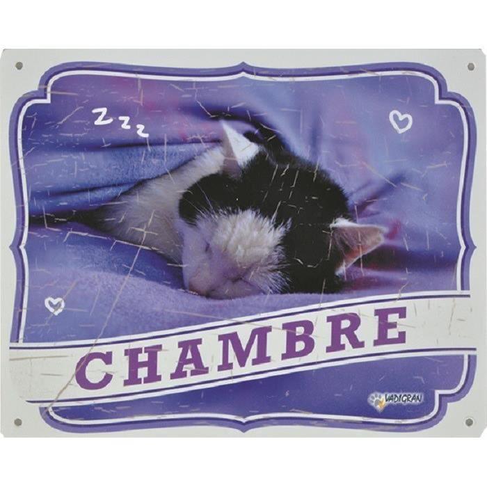 VADIGRAN Panneau Chambre FR - Pour chat