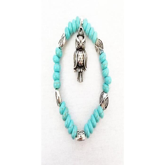 Womens Owl Bracelet HTOT7