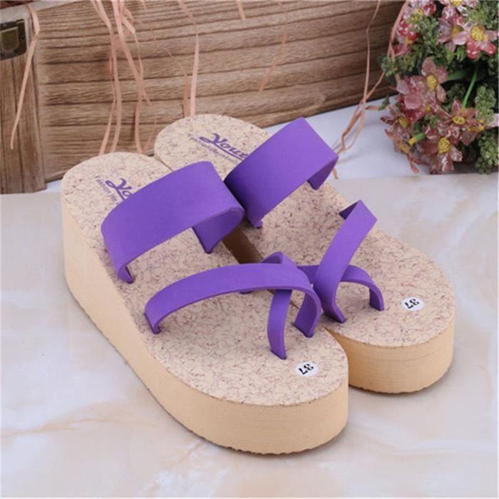 Escarpin Femmes Pompes Solide Couleur élégant Low Cut Chaussures à talon mince 8802518 EhQxsd