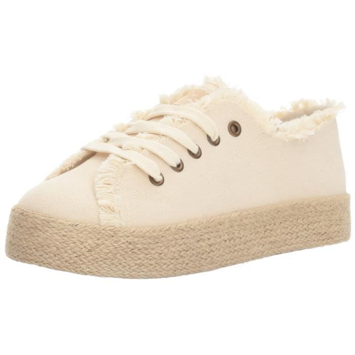 Rocket Dog Madox Orchard Cotton Canvas Sneaker Fashion EWI1R Taille-38