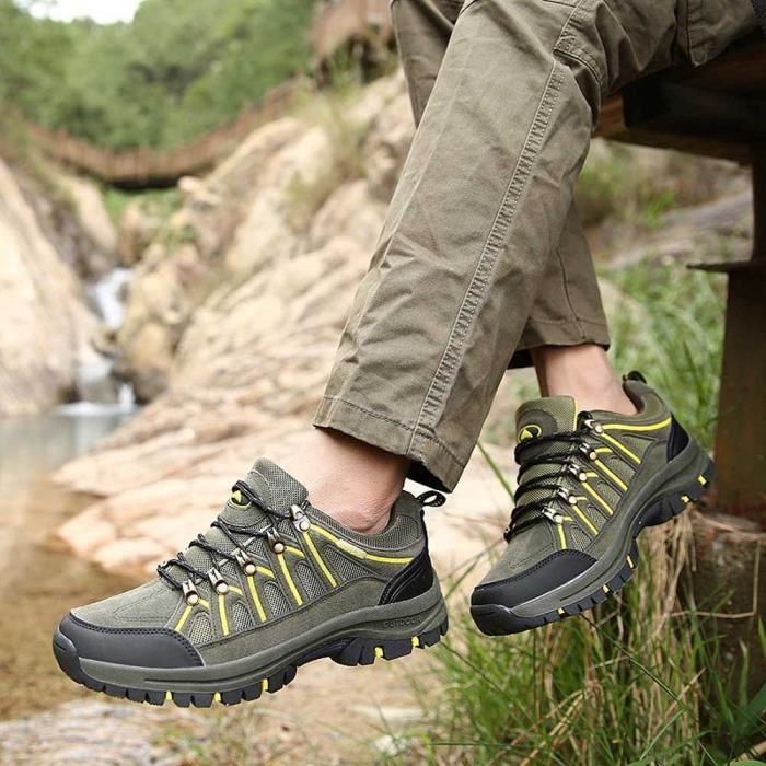 Hommes Extérieur Chaussures Sport Antidérapante Randonnée CxWEoQBerd
