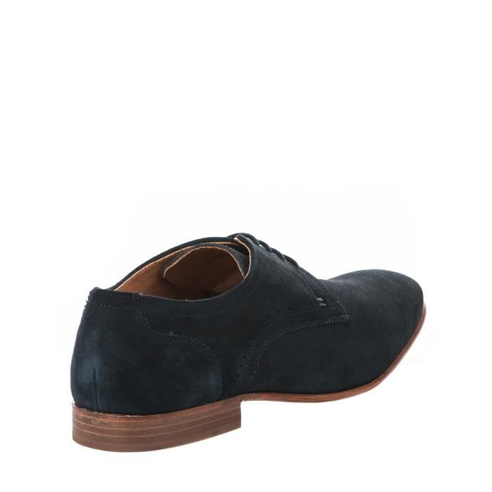 marine COLLECTIVE 260R13DAMIEN MS Bleu FIRST Chaussures lacet Millim à homme qHZSSY